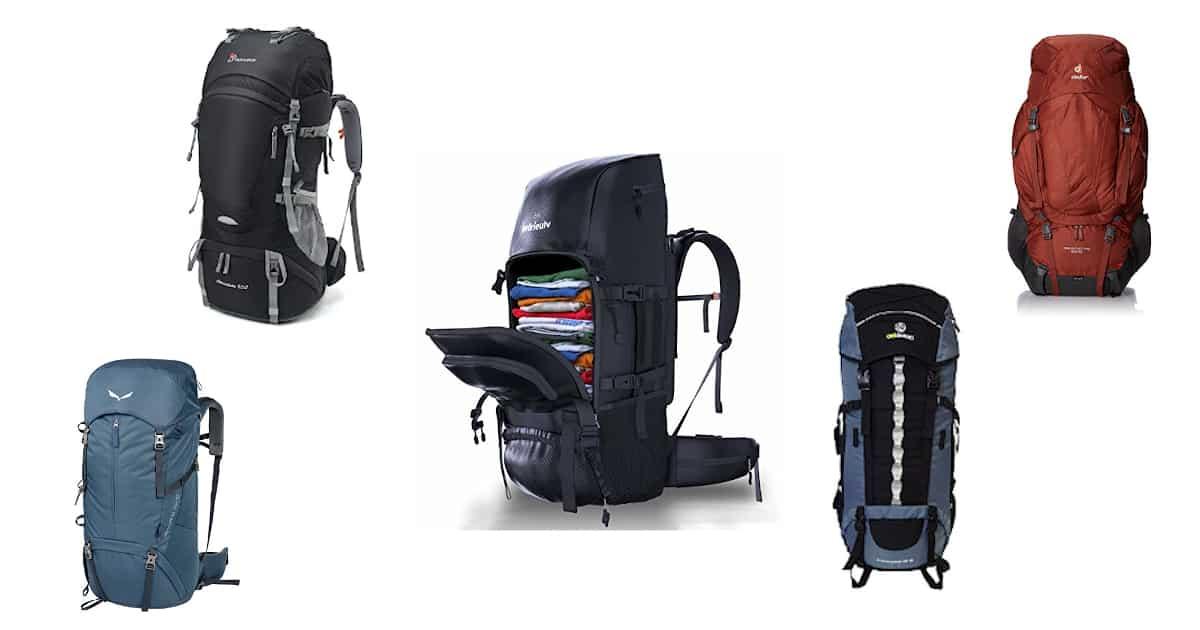 Backpacker-Rucksack-Test