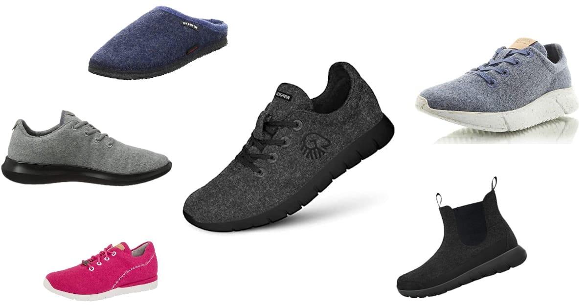 Merino-Schuhe