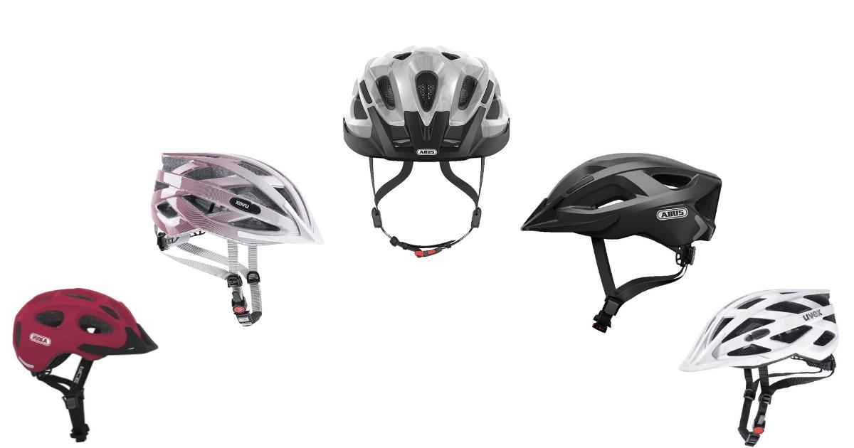 Fahrradhelm Damen
